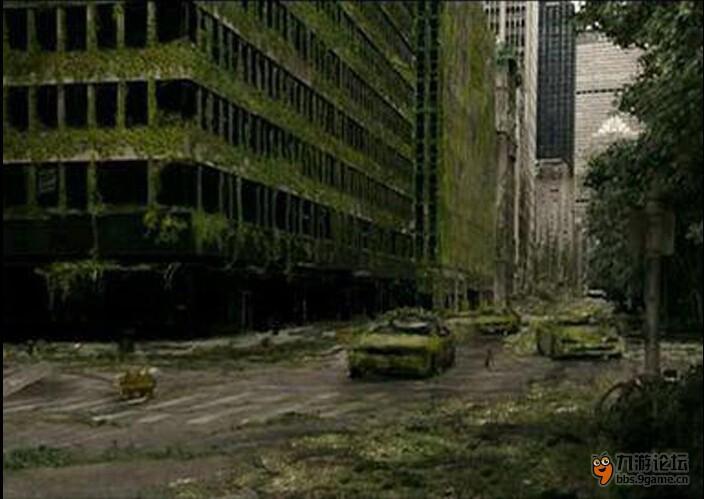 人类灭绝后的世界