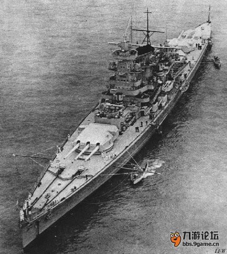 公海舰队中无畏舰的苦头
