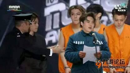 我是EXO忠实粉丝