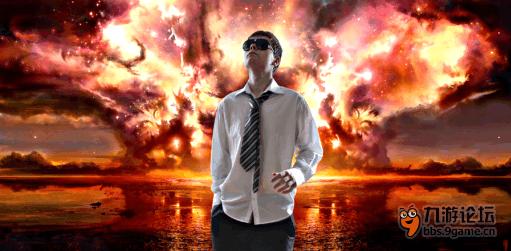 《全球反恐》携手硬汉 纯爷们从不回头看爆炸