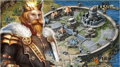 列王的纷争怎么攻城 攻城技巧分享_列王的纷争攻略