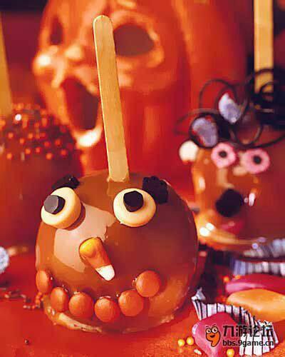 万圣节小盆友吃糖的节
