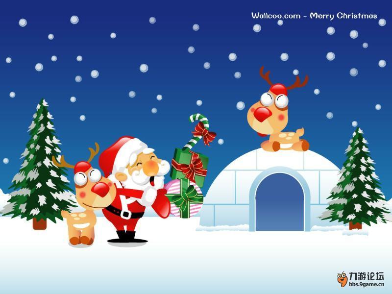 谁是真正的圣诞老人?