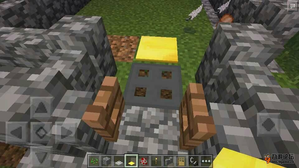 自动烤肉鸡 生存模式用的蛋疼版