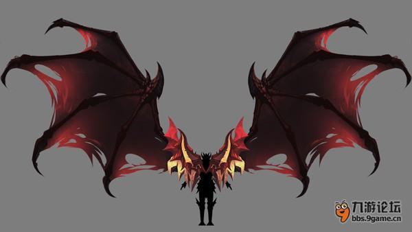 《奇迹mu最强者》剑士翅膀曝光 化身恶魔霸气来袭