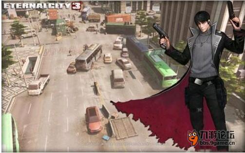 世界全部充斥着丧尸   ·丰富的武器装备   ·充满RPG元素的升级系统
