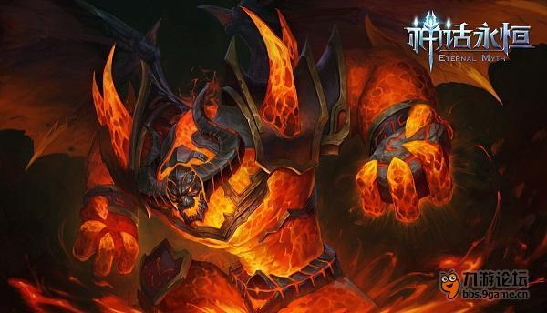 火焰动物图片 神话