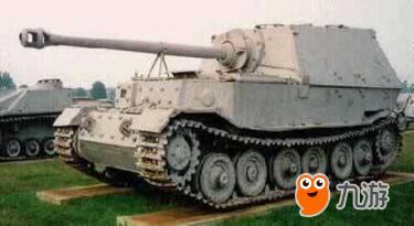 斐迪南坦克歼击车原型图