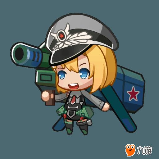 SU152·叶列娜塔战斗人设