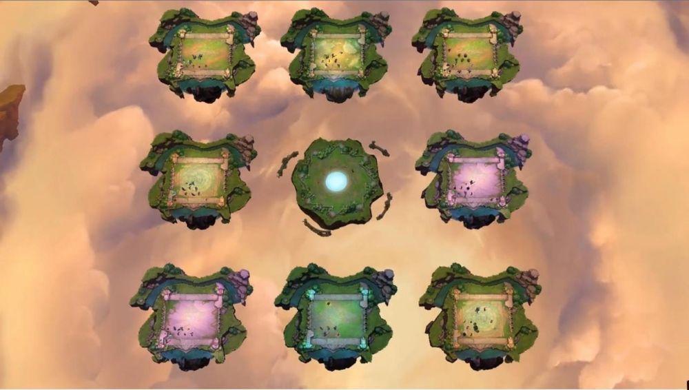 《云顶之弈》四枪六剑极限物理输出阵容推荐