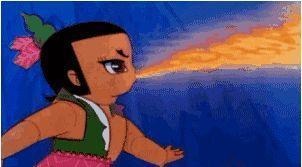 《 葫芦兄弟:七子降妖》游戏角色的色彩性格心理分析