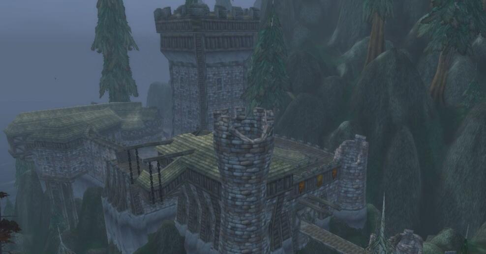 魔兽世界怀旧服影牙任务图片
