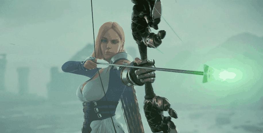 狩猎女团发起令Pick你的《猎魂觉醒》女神吧1