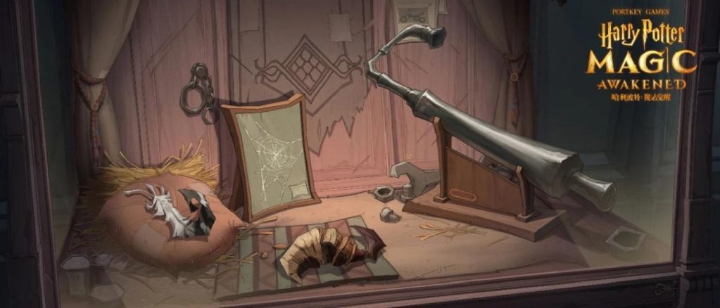 《哈利波特:魔法觉醒》角色赏析︱鲁伯·海格